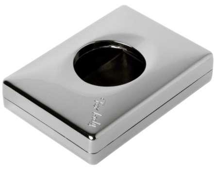Zásobník na hygienické sáčky mikrotenové - chrom