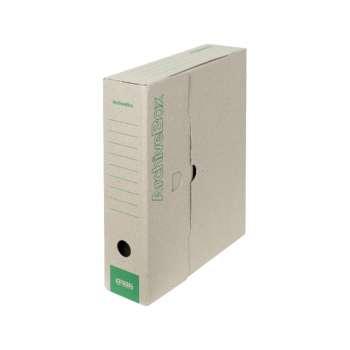 Archivační krabice Emba - 33 x 26 x 7,5 cm, 5 ks