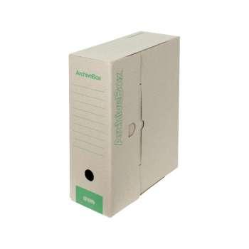 Archivační krabice Emba - 33 x 26 x 11 cm, 5 ks