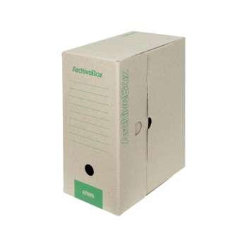 Archivační krabice Emba - 33 x 26 x 15 cm, 5 ks