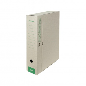 Archivační krabice Emba - 44,5 x 31 x 10 cm, 5 ks