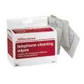 Vlhké antibakteriální kapesníčky na telefon Office Depot - jednotlivě balené, 50 ks