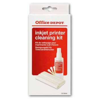 Sada na čištění inkoustových tiskáren Office Depot