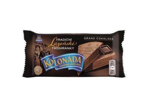 Lázeňské trojhránky Kolonáda - čokoládové, 50 g