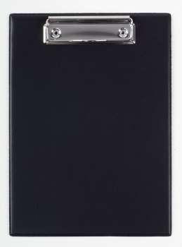 Jednodeska s klipem A5, 10 listů, černá