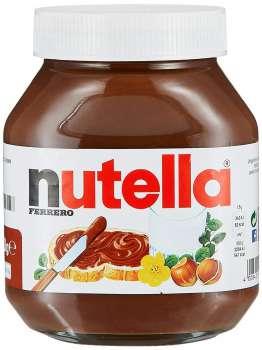 DÁREK: Nutella, 600 g