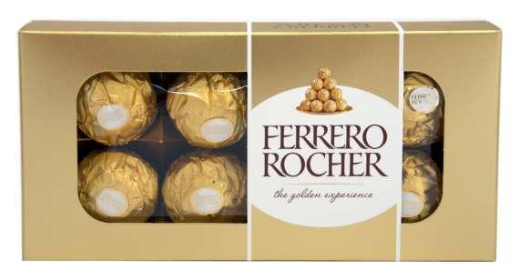 DÁREK: Ferrero Rocher, 8 ks, 100 g