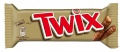 Tyčinka Twix, 50 g