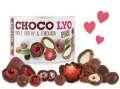 Křupavé ovoce a ořechy v čokoládě, 180g