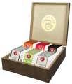 Drevená darčeková kazeta s čajmi Teekanne - 6x 10 sáčků