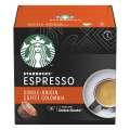 Kávové kapsle Starbucks - Espresso Colombia, 12 ks
