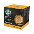 Kapsle Starbucks - Espresso Blonde, 12 ks