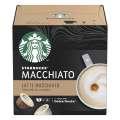 Kávové kapsle Starbucks - Latte macchiato, 12 ks