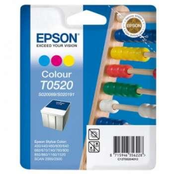 Cartridge Epson T052040 - tříbarevná