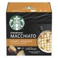 Kávové kapsle Starbucks - Caramel macchiato, 12 ks