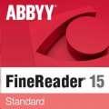 ABBYY FineReader 15 Standard (FR15SW-FMPL-X) ESD