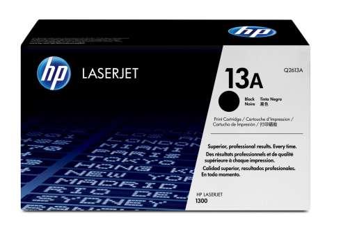 Toner HP Q2613A/13A - černá
