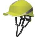 Přilba BASEBALL DIAMOND V UP - žlutá