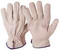 Celokožené rukavice proti mech.riziku typ 07140 - vel. 11