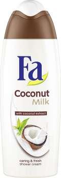 Sprchový gel Fa kokosové mléko 250 ml