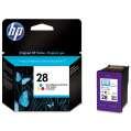 Cartridge HP C8728AE/28 - tříbarevná