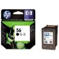 Cartridge HP C6656AE/56 - černá