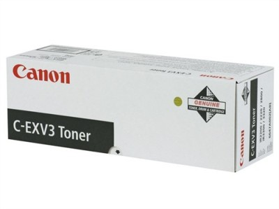 Toner Canon C-EXV3 - černý