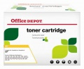 Toner Office Depot HP C9721A  - azurová