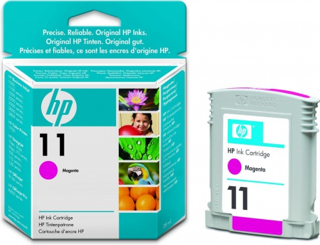 Cartridge HP C4837A/11 - purpurová