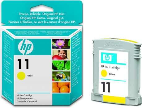 Cartridge HP C4838A/11 - žlutá