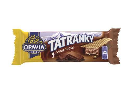 Tatranky - čokoládové, 50 g
