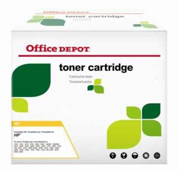 Toner Office Depot  HP Q1338A/38A - černá