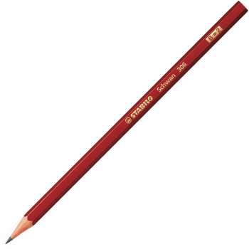 Grafitová tužka Stabilo Swano B, bez pryže