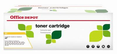 Toner Office Depot  HP Q2672A - žlutá