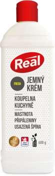 Čistící tekutý krém - Real, 600 g