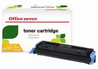 Toner Office Depot  HP Q6000A - černá