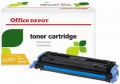 Toner Office Depot HP Q6001A  - azurová