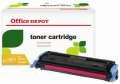 Toner Office Depot Q6003A, č. 124A pro tiskárny HP - purpurová