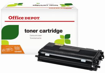 Toner Office Depot Brother TN-2000 - černá