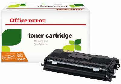 Toner Office Depot Brother TN-2000 - černý