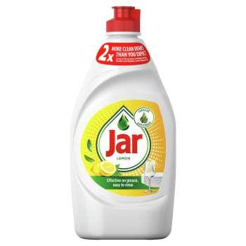 Prostředek na mytí nádobí Jar - citron, 0,45 l