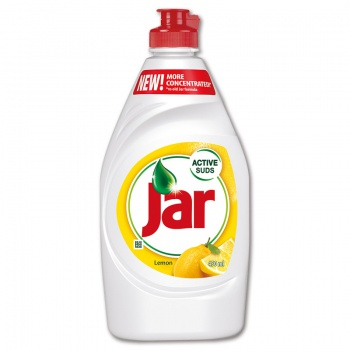 Prostředek na mytí nádobí Jar - citron, 0,5 l