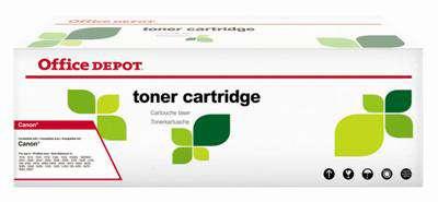 Toner Office Depot Canon FX-10 - černá