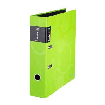 Pořadač pákový, A4 NEO COLORI 7,0 cm, zelený