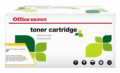 Toner Office Depot Q2612A/12A - černá, XXL