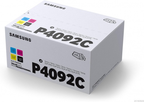 Sada tonerů Samsung CLT-P4092C - 4 barvy