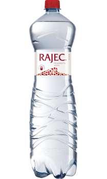 Pramenitá voda Rajec - perlivá,  6x 1,5 l