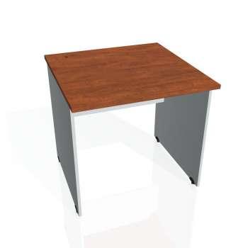 Psací stůl Hobis GATE GS 800, calvados/šedá