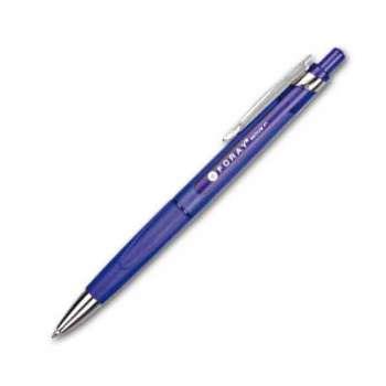 Kuličkové pero Foray, modré, 12 ks