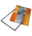 Samolepicí lesklé etikety SK Label - 48,5 x 25,4 mm, bílé, 4000 ks